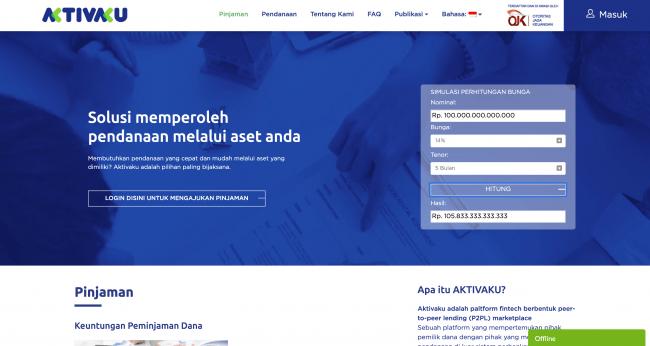 PT. Aktivaku Investama Teknologi CoHive Sona