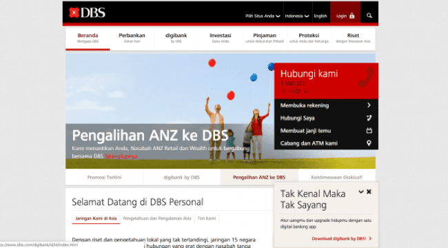 DBS Bank Ltd.