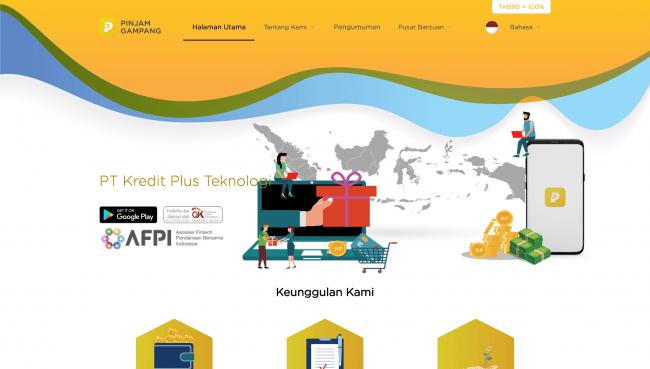 PT Kredit Plus Teknologi