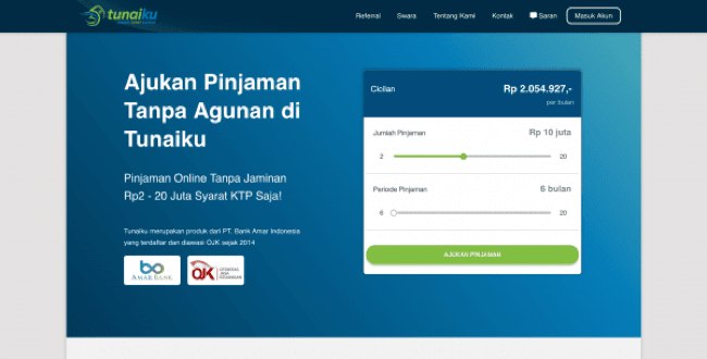 PT. Bank Amar Indonesia